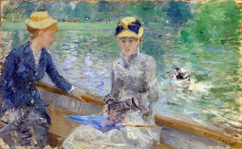 Women who made history through art