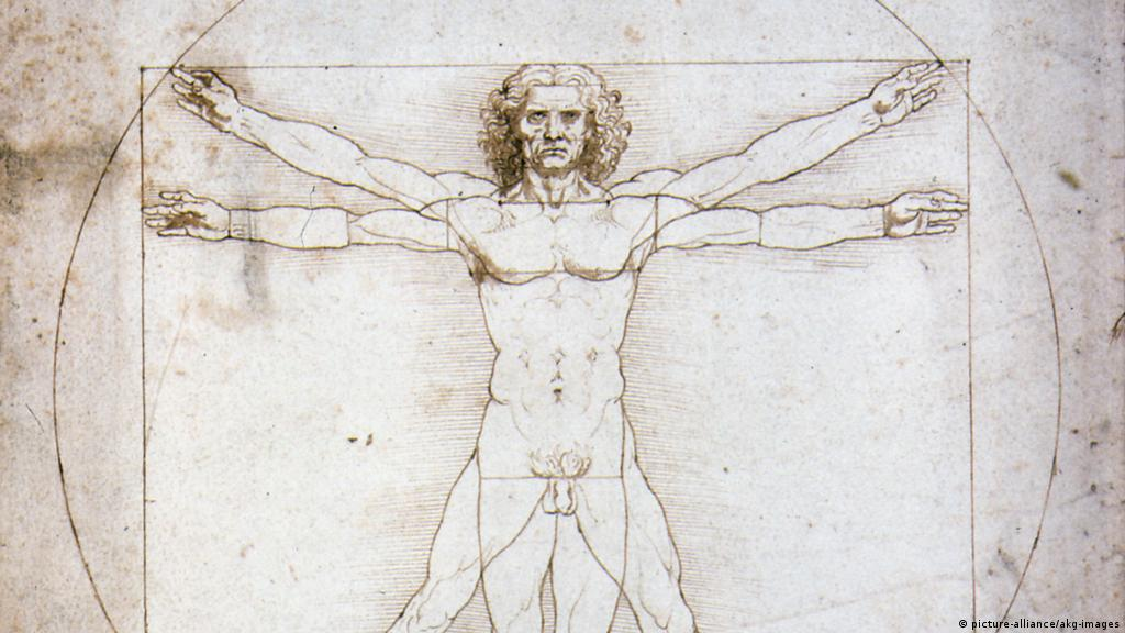 Da Vinci's genius led to the creation of great works.  However, this is not the case with the controversial bust.