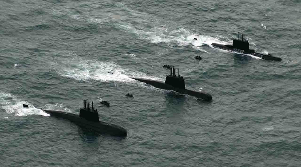 Ara San Juan is one of the submarine sinks