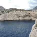The discovery of the Cosquer Cave in the Mediterranean