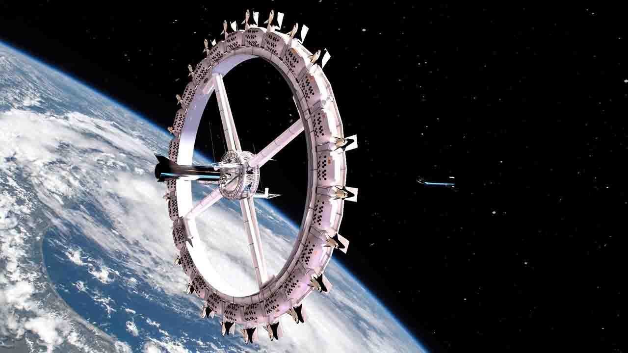 First Space Hotel