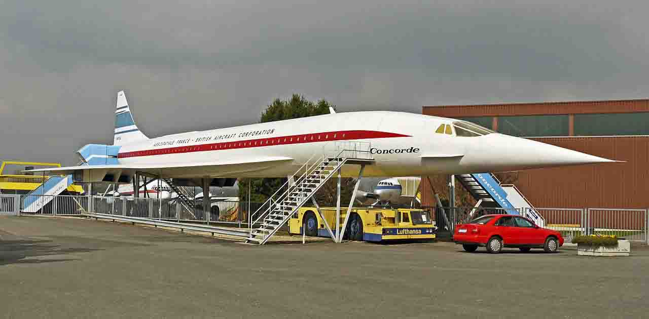 legendary Concorde