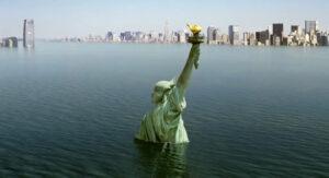 Los efectos de un aumento similar del nivel del mar en este tiempo serían catastróficos.