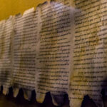 The scribes of the Dead Sea Scrolls