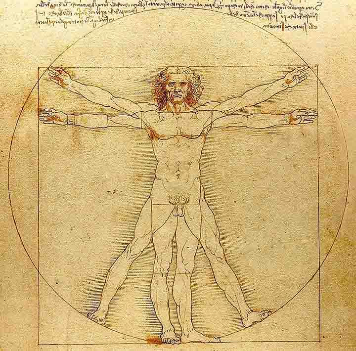 Da Vinci's life and work