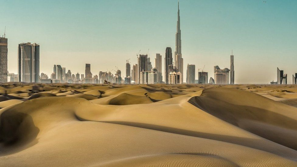 This technology will be very useful in arid regions like the United Arab Emirates.