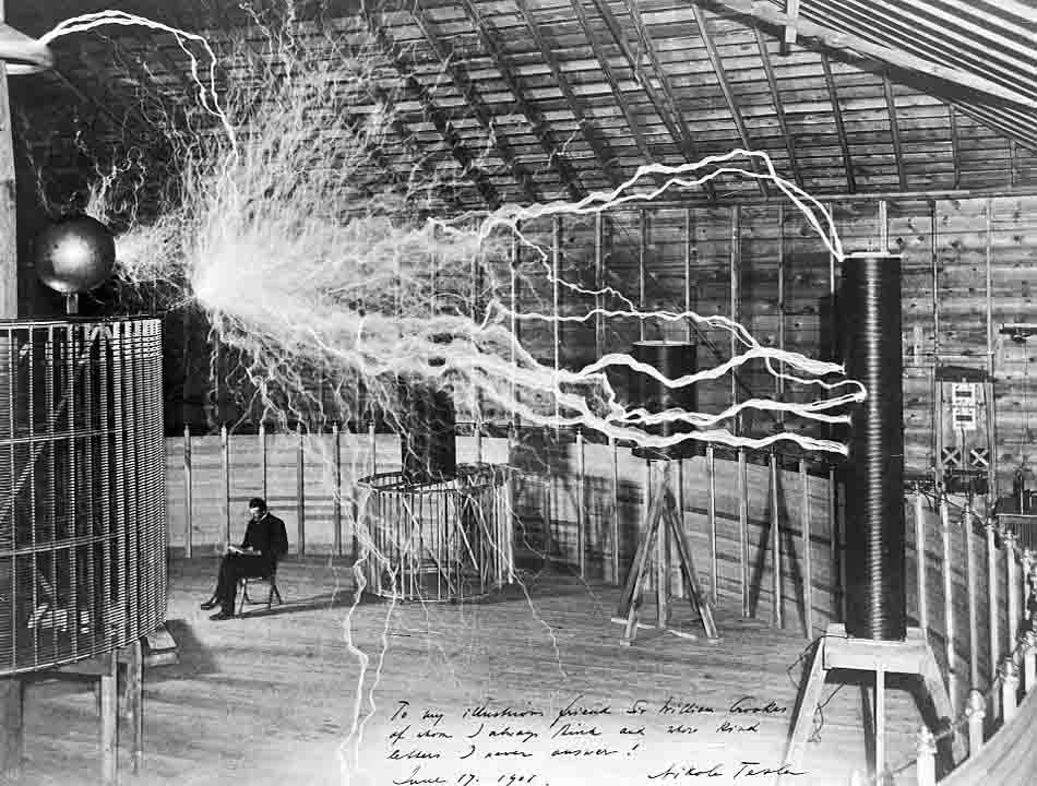 Nikola Tesla Laboratory