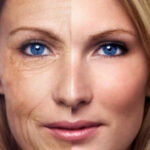The process of removing aging cells