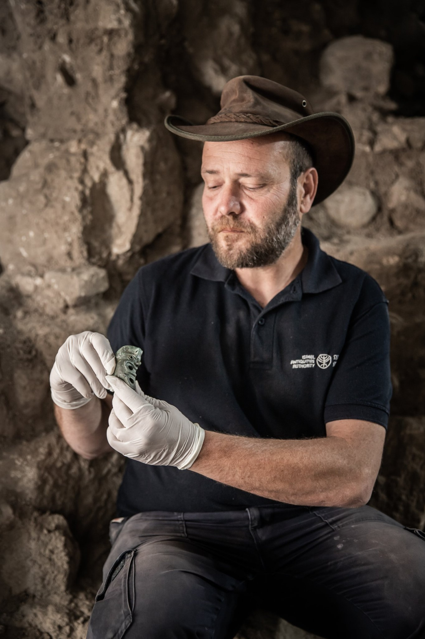 Archaeologists were surprised by the find.