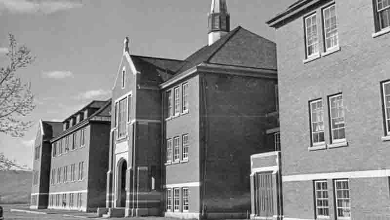 cultural genocide in Canadian boarding school
