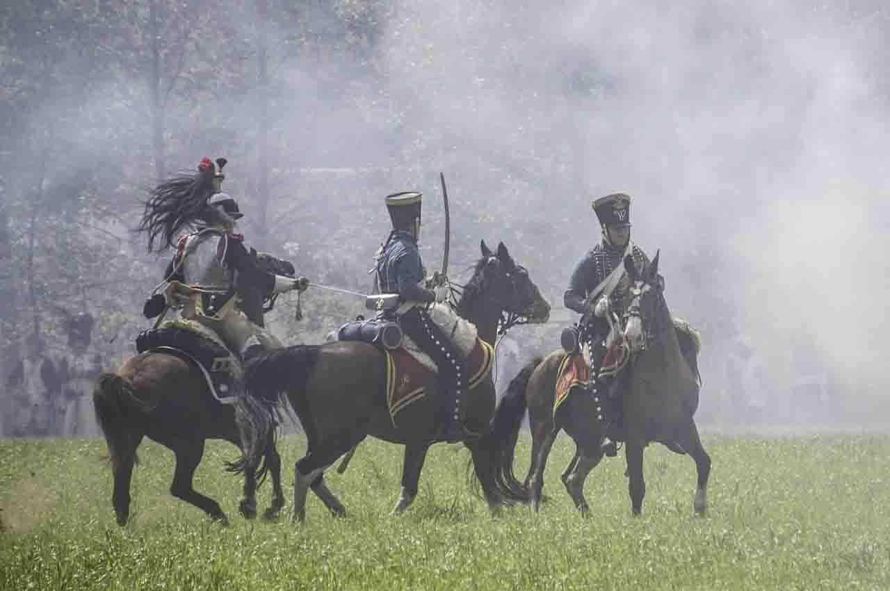 Napoleon won many battles
