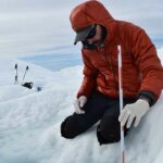 Arctic ice thins twice as fast
