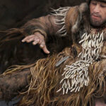 In the Stone Age, people danced with elk teeth
