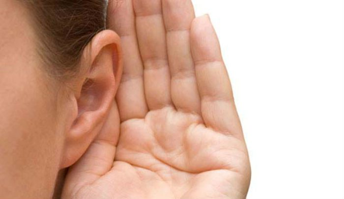 Learning to see with the ears develops the ability of echolocation in humans.  Amazing.