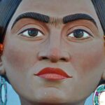 The pain in Frida Khalo's life made her an artist