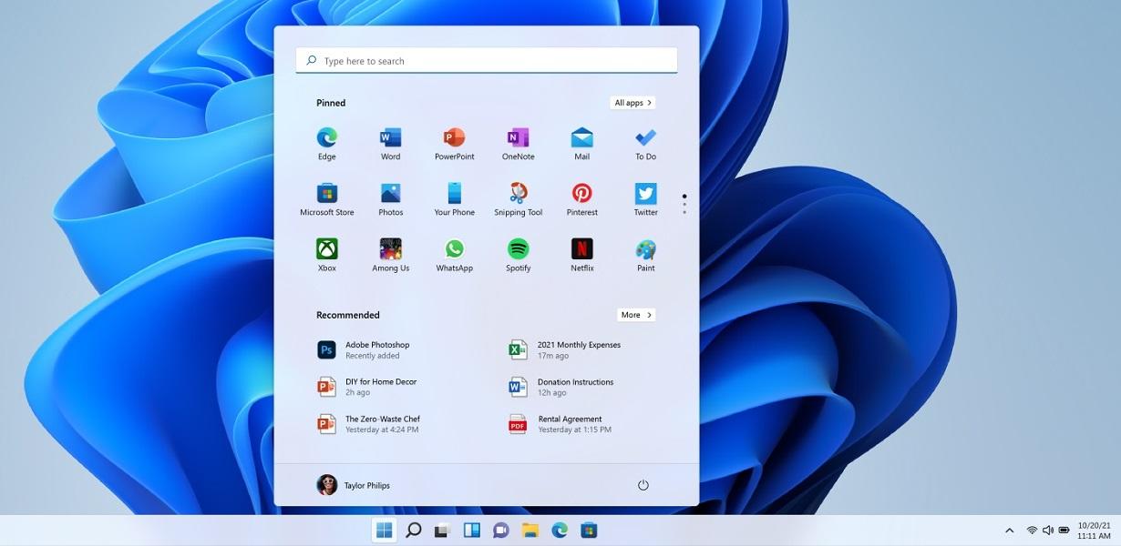 PC to move Windows 11