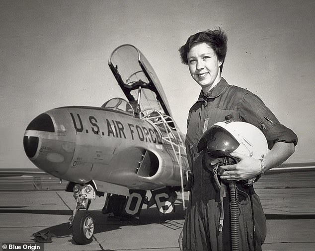 She has always been a woman who has dedicated herself to her passion, flying.