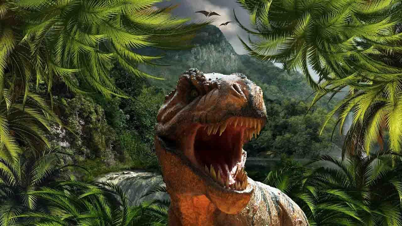 Mass death of the female dinosaur