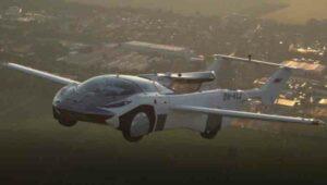 automóvil volador