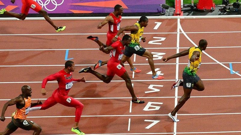 Knowing how science helps sprinters can keep the times shortened.