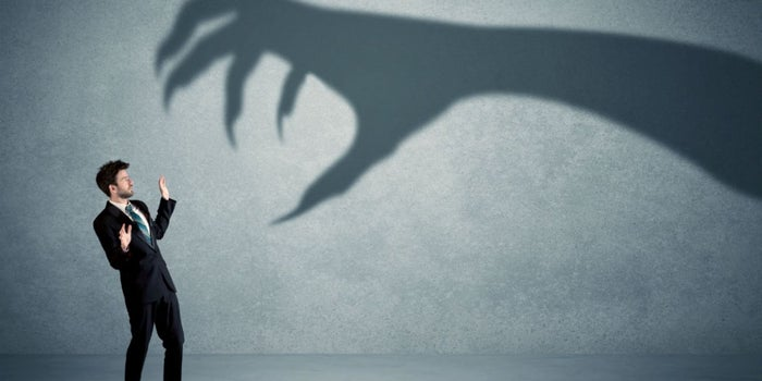 How does fear arise in the brain?