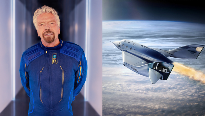 Anyway, Virgin Galactic has already made history.