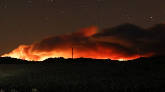 Fire-breathing cloud kites threaten California.