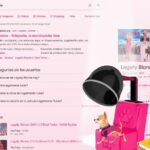 Here's how to make the google search page pink