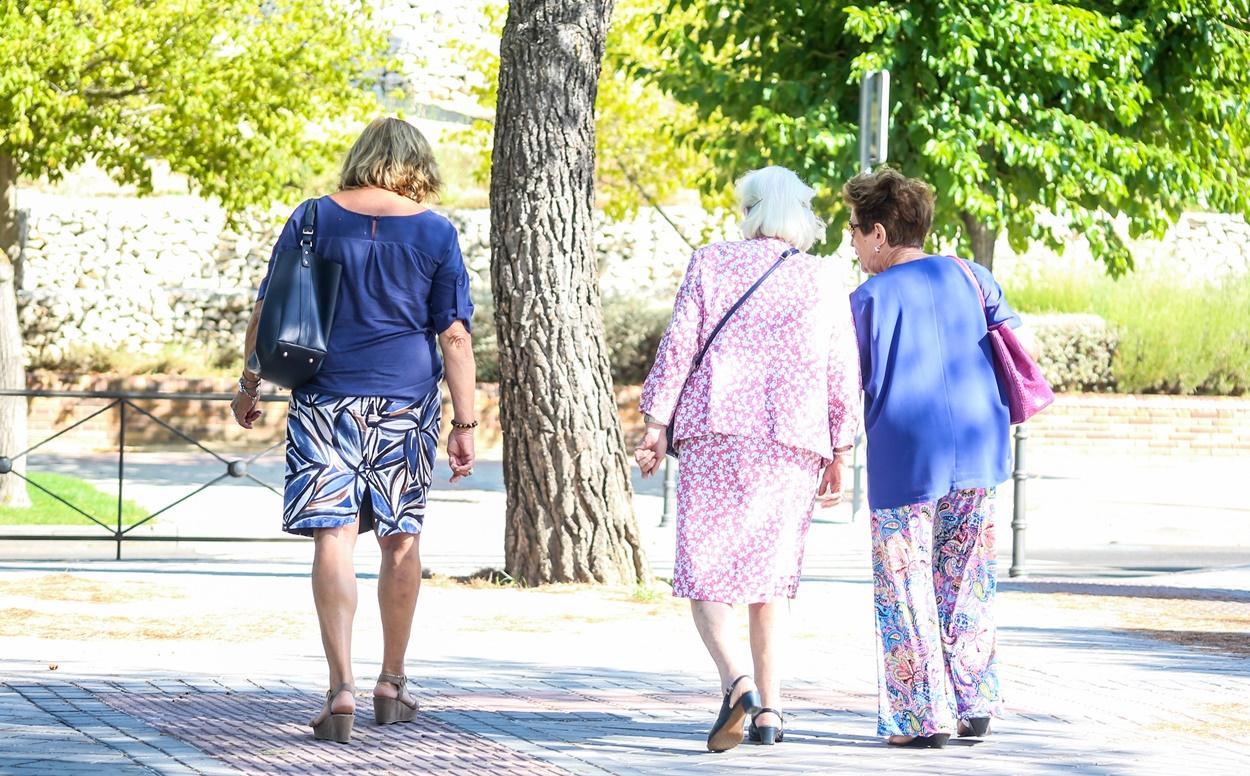 According to various studies, women live longer than men.