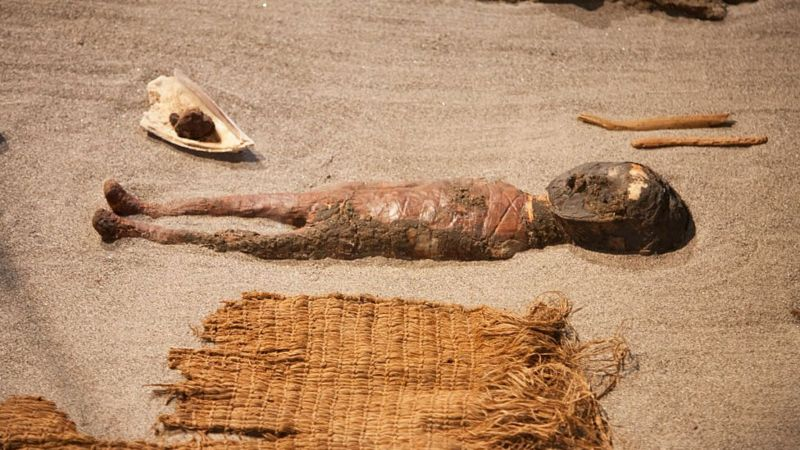 The culture that was mummified before the Egyptians amazes the world.