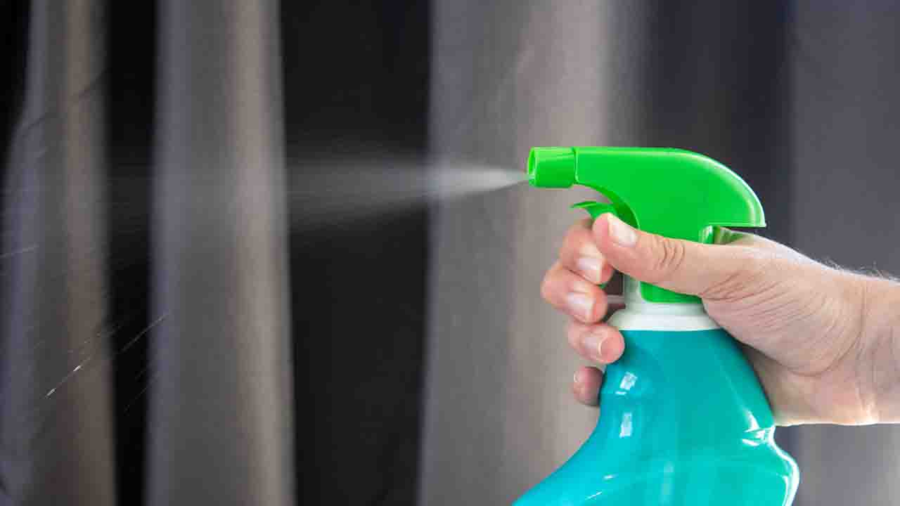 long acting disinfectant effective against the coronavirus