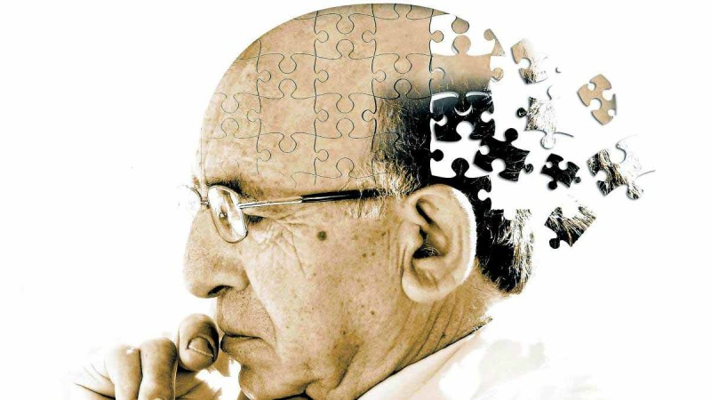 Alzheimer's will double every 20 years.