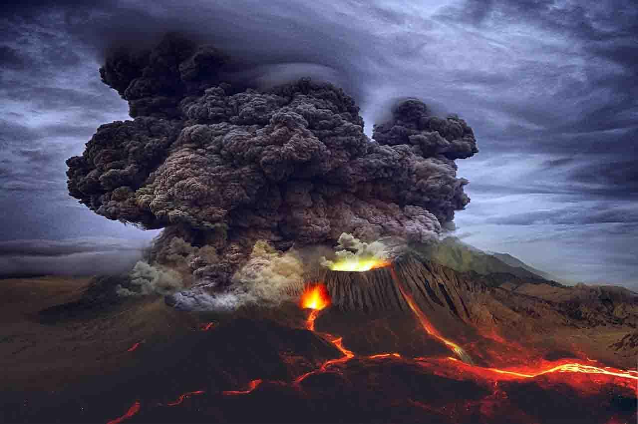 magma or lava