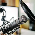 How to improve the sound when recording a podcast from a mobile phone