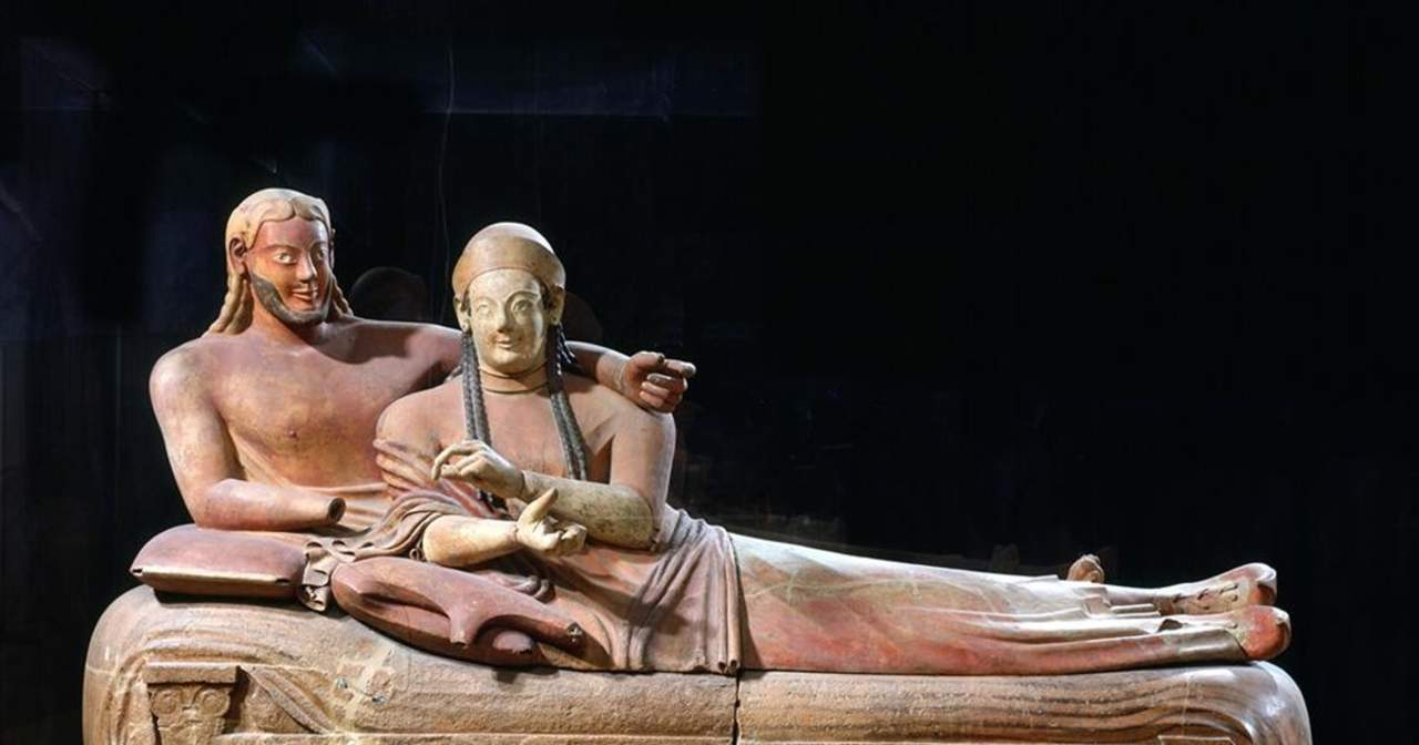 The rediscovered origin of the Etruscans puts them in Italy, not Asia.