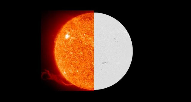 What is the true color of the Sun? No, it's not the one you had in mind.