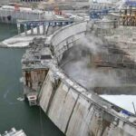 Baihetan is in China and it is their new hydroelectric power plant