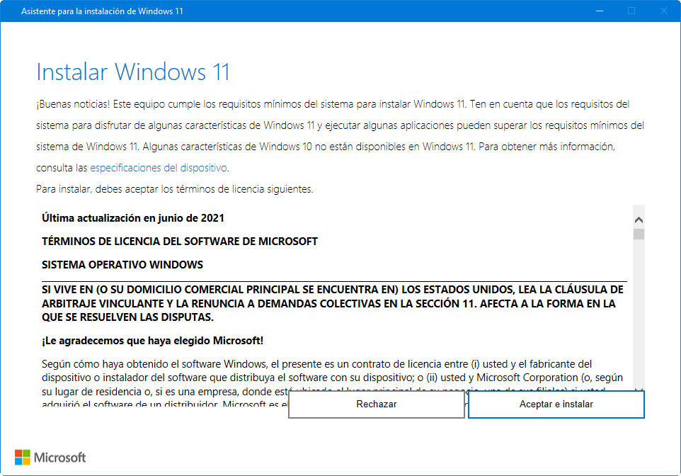 Microsoft publishes Windows 11 and here are its new features and how to install it 48
