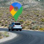 Google Maps shows the most environmentally friendly route