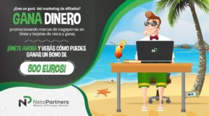 Earn money with fun products and a trusted partner