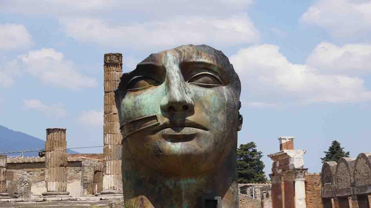 inhabitants of Pompeii